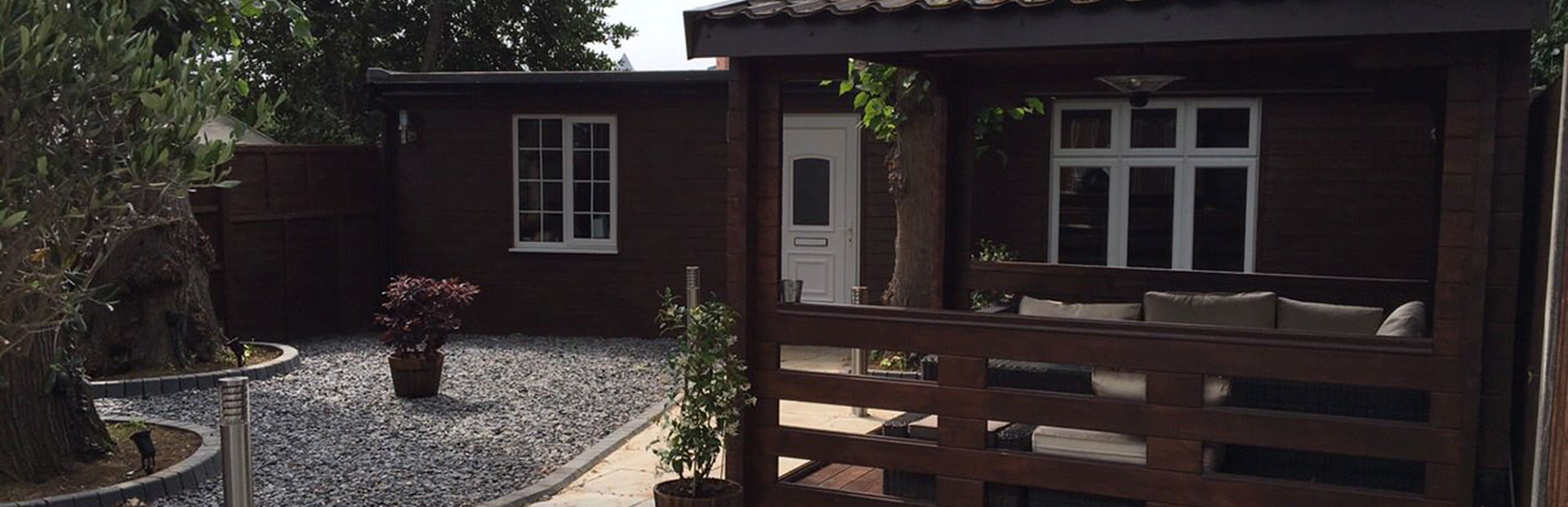 House Renovation Services In London Cost Of Rewiring A 2016 Garden Outbuildings
